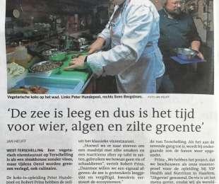 Uitgevist in de Leeuwarder Courant